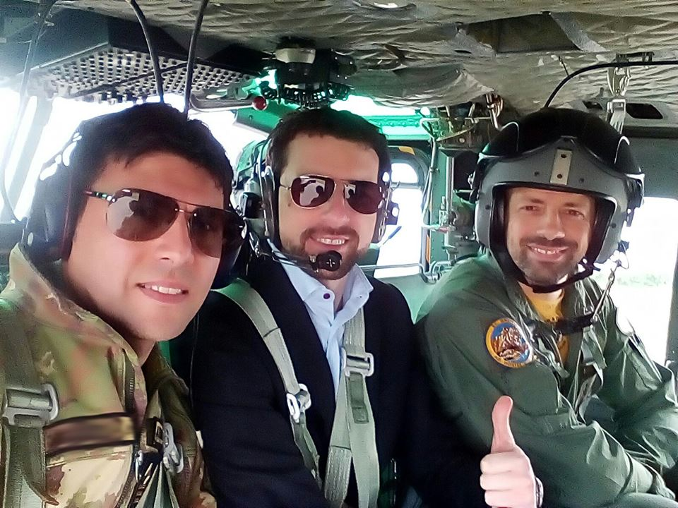 Ufficio Generale Per La Comunicazione Aeronautica Militare : Vola il primo hh a caesar per l aeronautica militare aviation