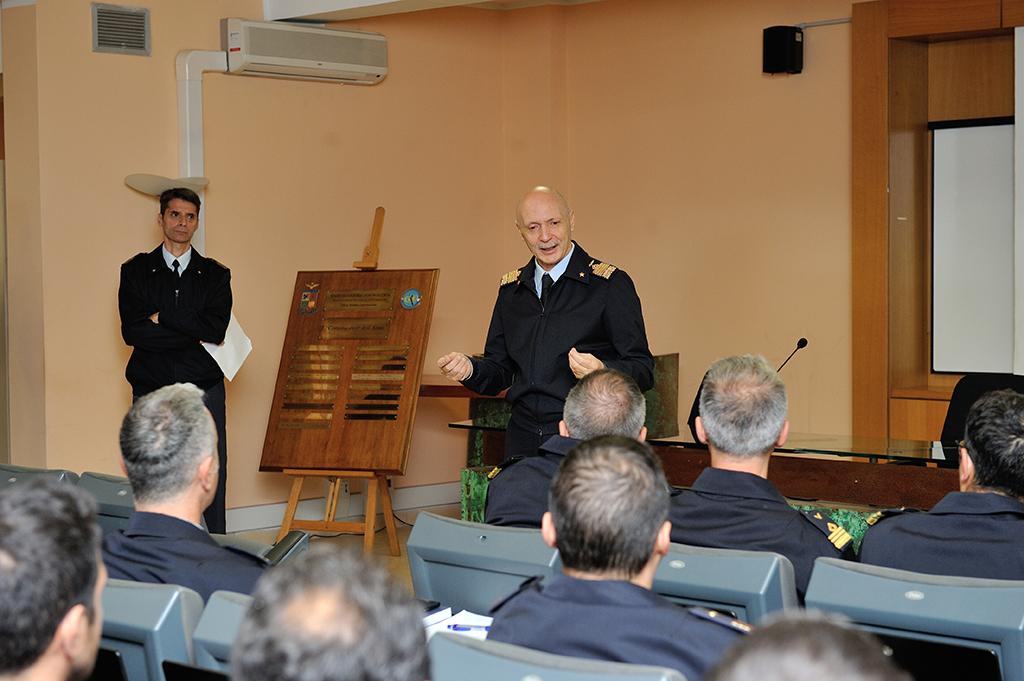 Ufficio Generale Per La Comunicazione Aeronautica Militare : Concluso il ° corso di specialista dell informazione e della