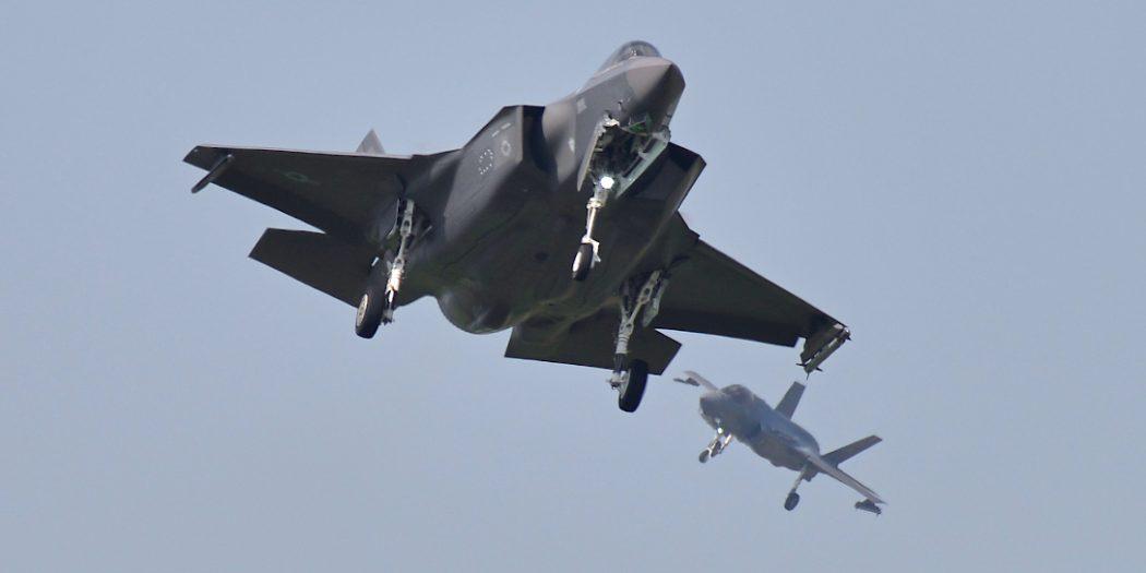 F 35 alla Astral Knight 2019