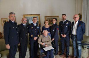 Aeronautica Militare festeggia i 105 anni del Generale Van Den Hende